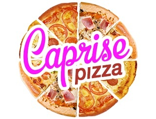 Caprise pizza